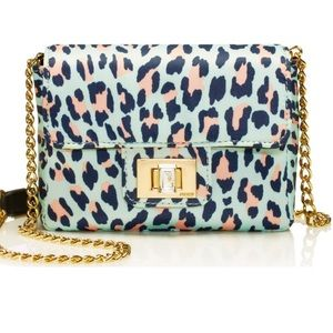 Juicy Couture Small Animal Print Crossbody Bag